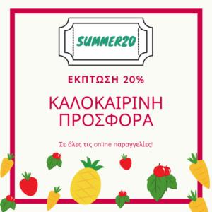 SUMMER SALE LOGODIATROFIS ESHOP